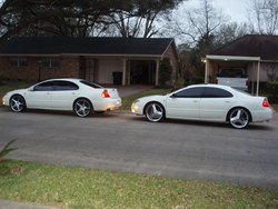 houstontexan 2000 Chrysler 300M