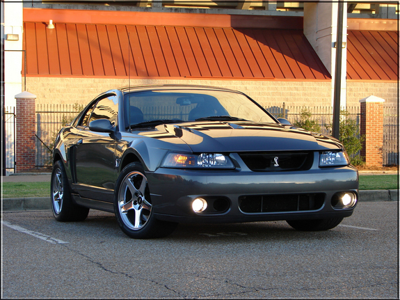 Boosted521 2003 Ford Mustang