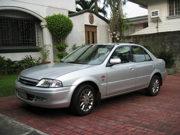 Chipstah 2000 Ford Laser