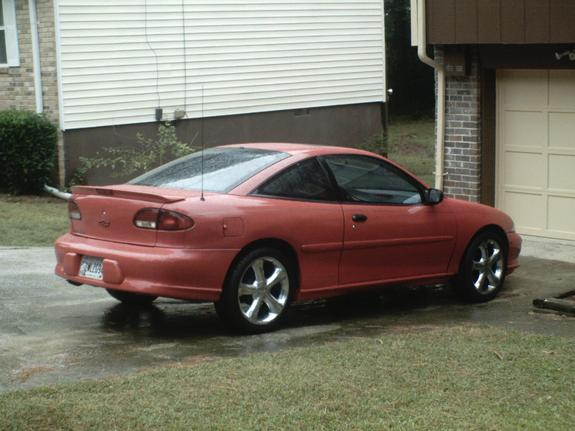 custom_cav1999 1999 Chevrolet Cavalier Specs, Photos ...