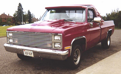 KITTY_TBAYs 1983 Chevrolet C/K Pick-Up