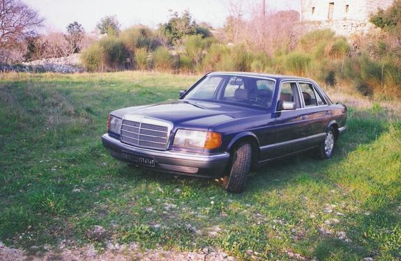 Another chahaddad 1989 Mercedes-Benz S-Class post... - 6994162
