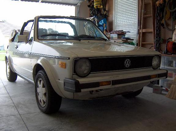 mremer 1986 Volkswagen Cabriolet Specs, Photos, Modification Info at CarDomain