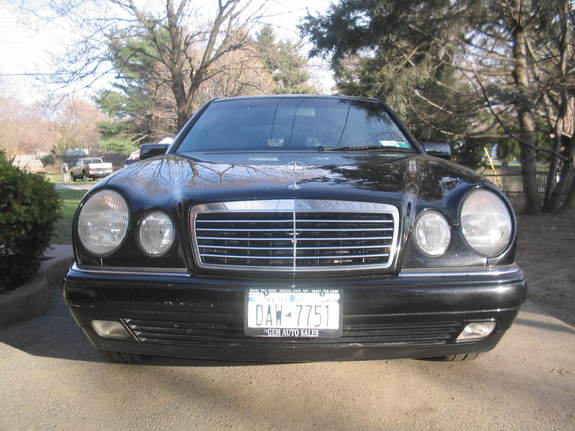 Badblackbenz 39 s 1998 mercedes benz e class in poughkeepsie ny for Mercedes benz poughkeepsie ny