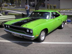 Dre2152s 1970 Plymouth Roadrunner