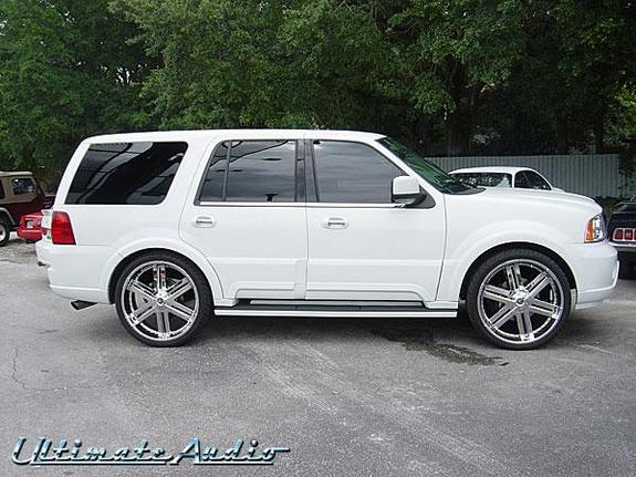 Rwengel07 2004 Lincoln Navigator Specs Photos