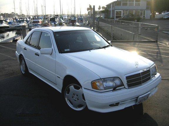 Socalamg 1996 mercedes benz c class specs photos for 1996 mercedes benz c class