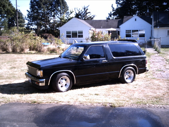 Large on 1984 Chevrolet S10 Blazer