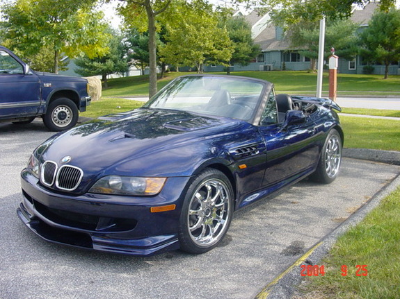 z3alpina 1996 bmw z3 specs photos modification info at. Black Bedroom Furniture Sets. Home Design Ideas
