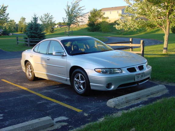 Anthonyp40 S 2001 Pontiac Grand Prix In West Bend Wi