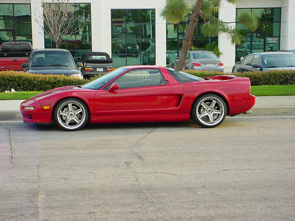 03NSX 2003 Acura NSX Specs, Photos, Modification Info At