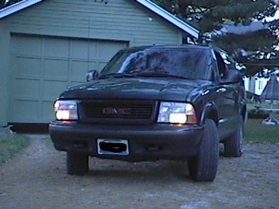 Another coolvenge 1998 GMC Jimmy post... - 7101302