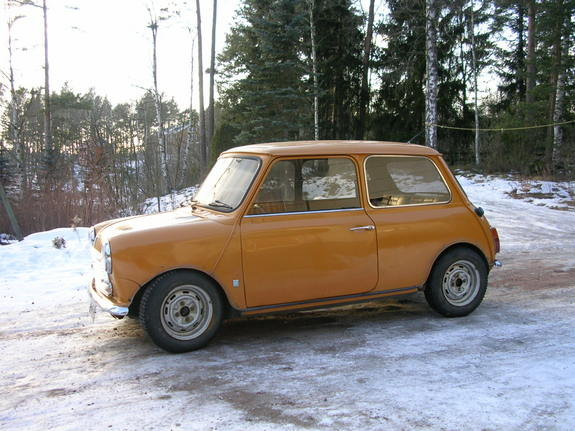 Another janecky 1971 MINI Cooper post... - 7030247