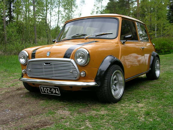 Janecky 1971 Mini Cooper Specs Photos Modification Info At Cardomain