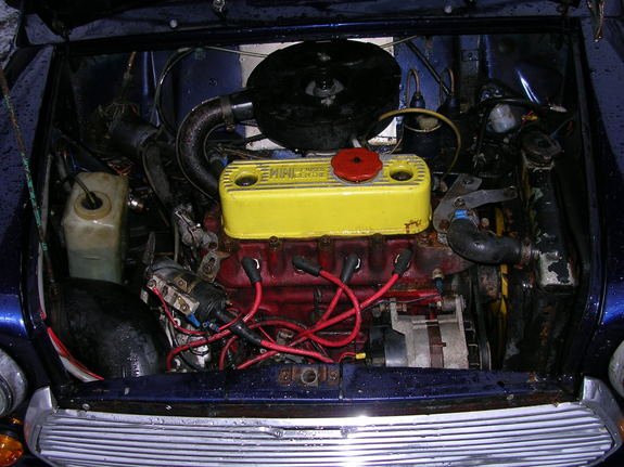 Another janecky 1971 MINI Cooper post... - 7030257