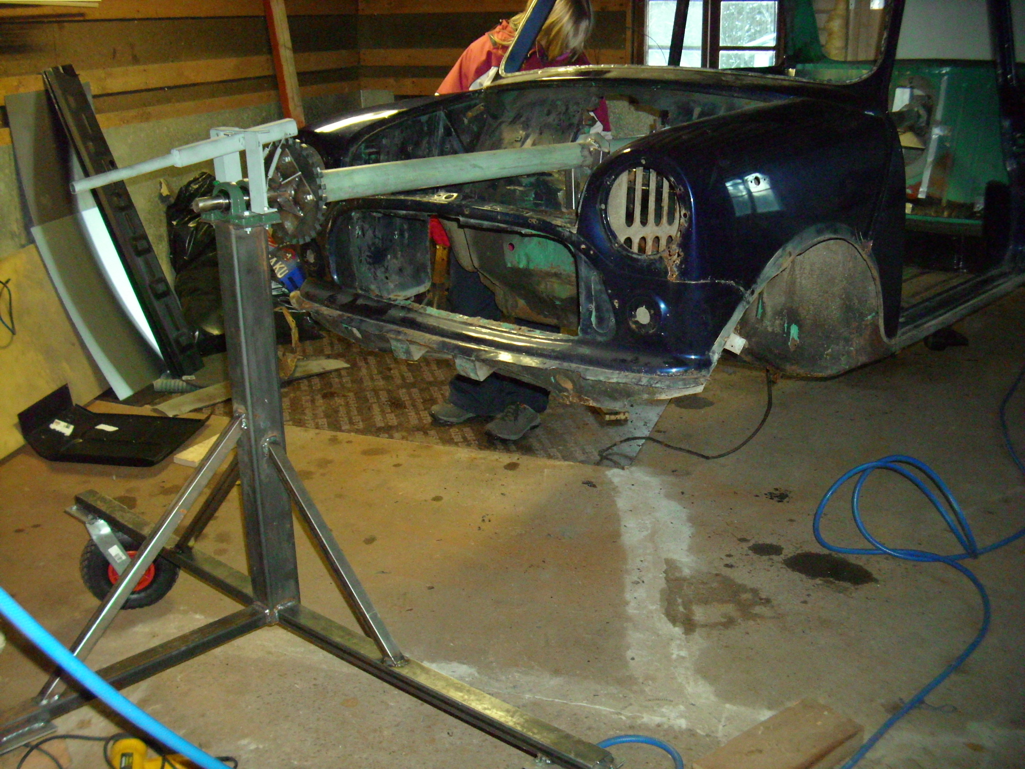Another janecky 1971 MINI Cooper post... - 7030261