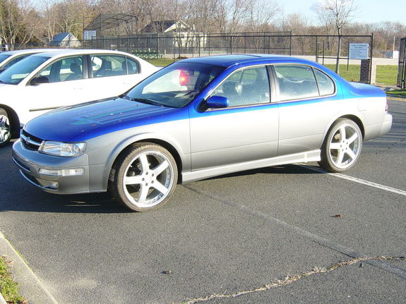 Another shavedmax 1998 Nissan Maxima post... - 7004574