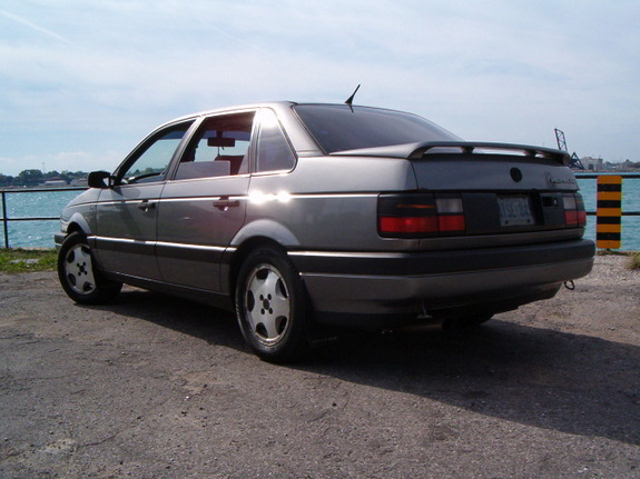 Another 91_b3_vw 1991 Volkswagen Passat post... - 7005611