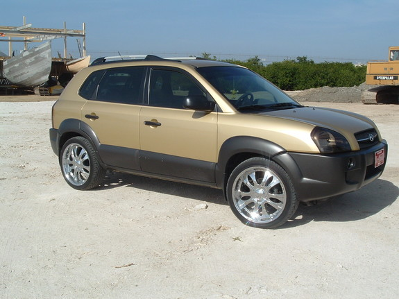 jeanivy 2005 hyundai tucson specs photos modification info at cardomain. Black Bedroom Furniture Sets. Home Design Ideas