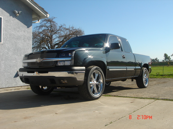 5150 z71 2005 chevrolet silverado 1500 regular cab specs. Black Bedroom Furniture Sets. Home Design Ideas