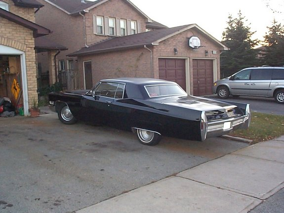 Another bagged20inchhoe 1968 Cadillac DeVille post... - 7008936