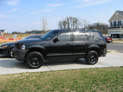 CLStech 2004 Ford Explorer