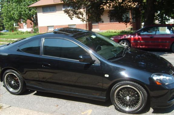 djhavic22 2005 acura rsx specs photos modification info. Black Bedroom Furniture Sets. Home Design Ideas