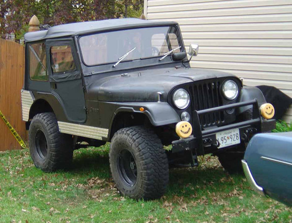 ManuelLabor's 1974 Jeep CJ5