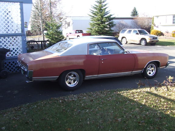 Another 567AXD 1971 Chevrolet Monte Carlo post... - 7010708