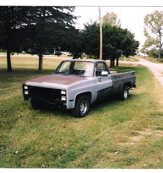 CORNBREAD79 1987 GMC Sierra 1500 Regular Cab Specs, Photos
