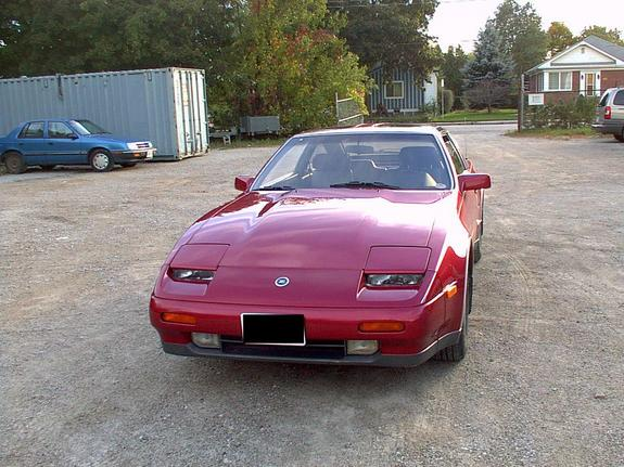 turbo_z31 1988 Nissan 300ZX 7013002