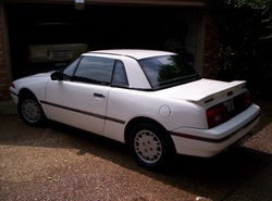 91xr2s 1991 Mercury Capri