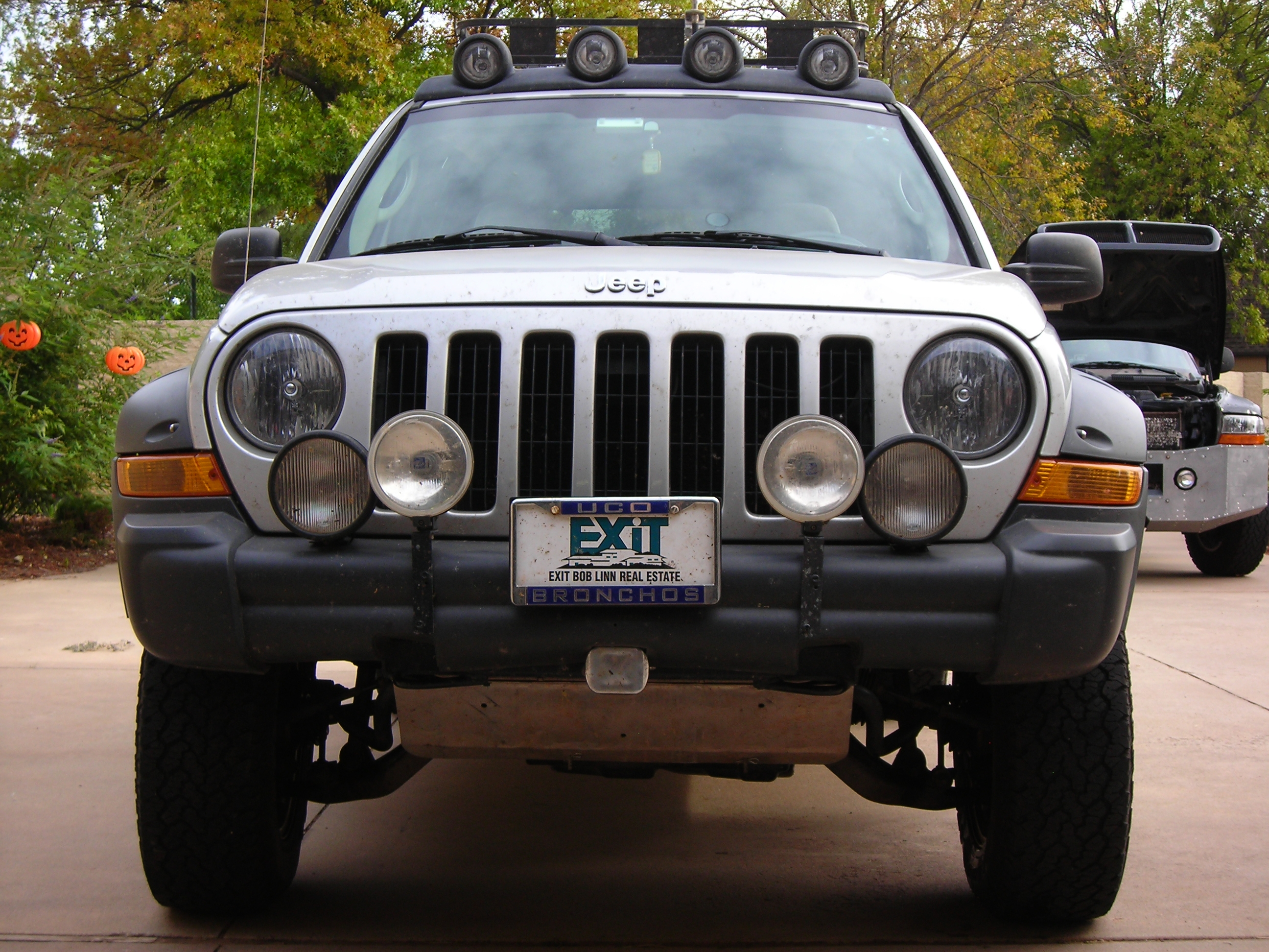 DerkJL's 2005 Jeep Liberty