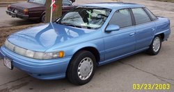 ugtbrnt24 1995 Mercury Sable