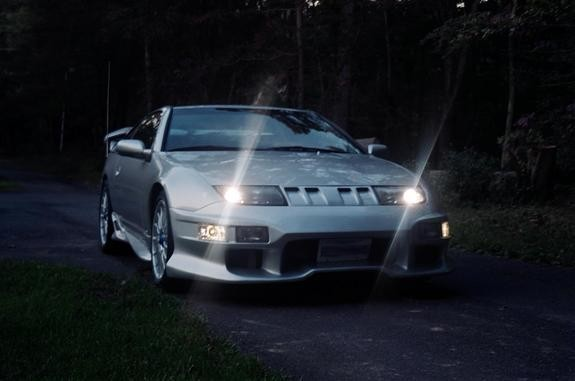 Whipset 1992 Nissan 300zx Specs Photos Modification Info