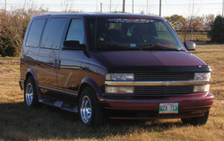 Astrobryans 1997 Chevrolet Astro