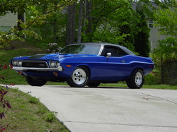 crcarch 1973 Dodge Challenger