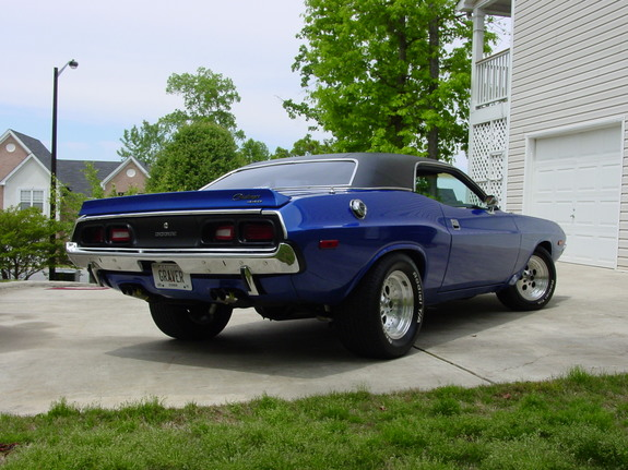Crcarch 1973 Dodge Challenger Specs Photos Modification Info At