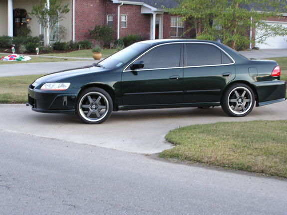 trunkpopper 1999 honda accord specs photos modification  sony 15 inch subwoofer