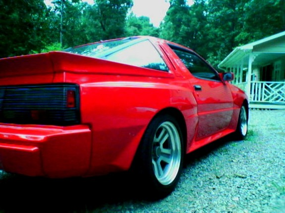 Another troyshan 1986 Chrysler Conquest post... - 7026337