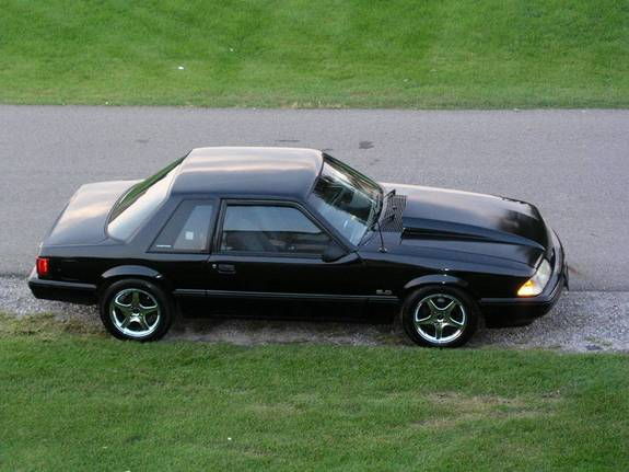 exgmguy 1989 Ford Mustang
