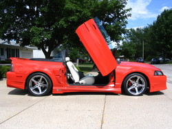 BCarlsons 2000 Ford Mustang