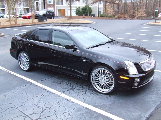 dussa 2007 cadillac stssts v sedan 4d specs photos. Black Bedroom Furniture Sets. Home Design Ideas