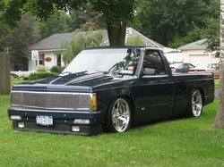 Odawg753s 1989 Chevrolet S10 Regular Cab
