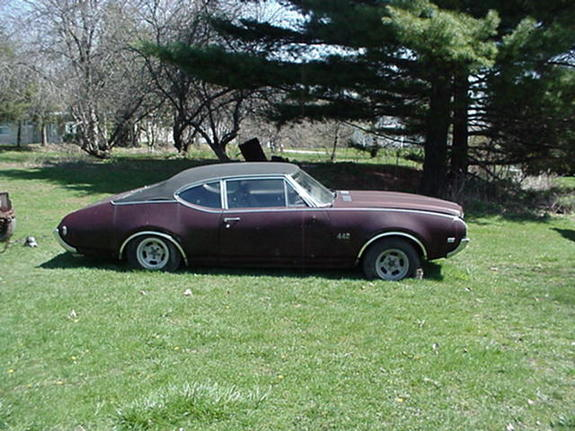 Another omy442 1968 Oldsmobile 442 post... - 7030674