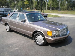 350sds 1991 Mercedes-Benz S-Class