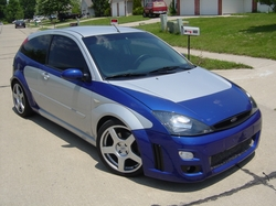 SVT2RSs 2004 Ford Focus