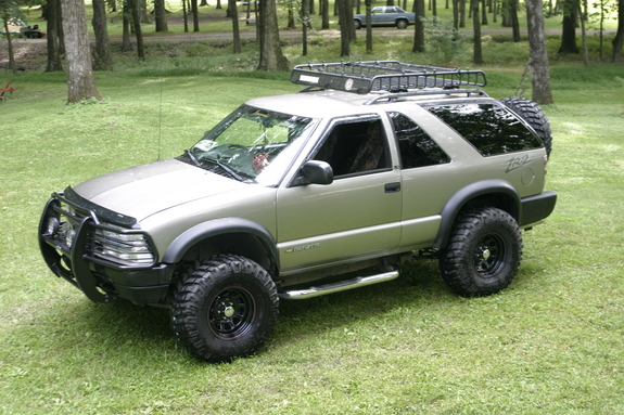 Another BAD-ZR2 1999 Chevrolet Blazer post... - 7035185