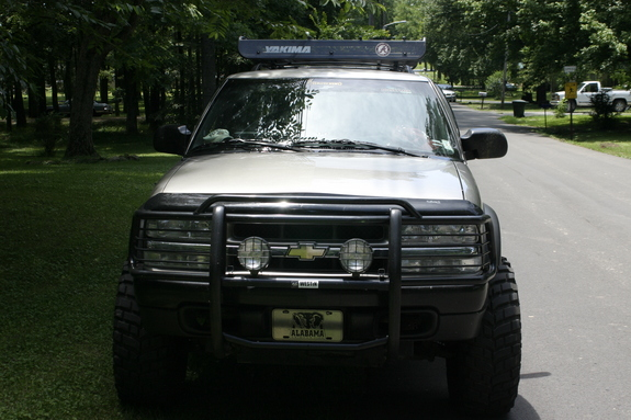 Another Bad Zr2 1999 Chevrolet Blazer Post 1331699 By