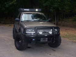 BAD-ZR2s 1999 Chevrolet Blazer